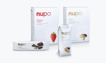nupo系列現代食品包裝包裝設計欣賞