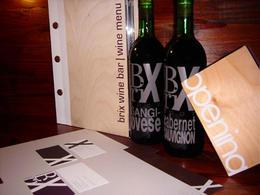 經典純字母酒瓶貼包裝設計欣賞
