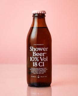 Shower Beer啤酒包装包装设计欣赏