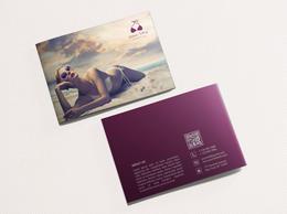 Lingerie女性內衣品牌目錄畫冊設計