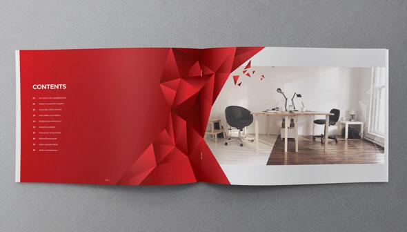 阿根廷Abra Design画册模版设计分享
