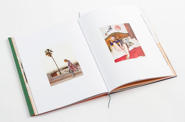 美國Kati Forner最新時尚畫冊案例