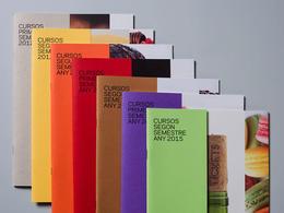 Academy巧克力糕點培訓學院目錄畫冊設計