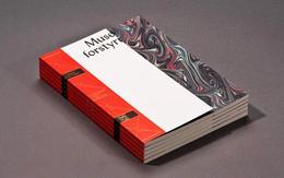 挪威Museale Forstyrrelser艺术展画册设计