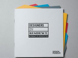 Designers in residence创意画册欣赏