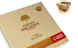 大自然地板品牌宣传画册欣赏