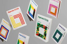 Agenda CCCB 2013系列創意手冊設計欣賞