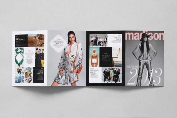 Madison 2013时尚促销宣传画册欣赏