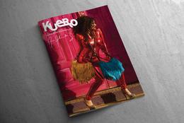 Kuero品牌時尚宣傳手冊設計
