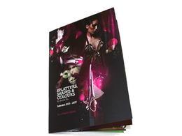 Splatters时尚画册设计欣赏