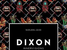 绚丽的Dixon DJ时尚海报欣赏