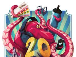 Litoimagen 20周年宣传海报欣赏