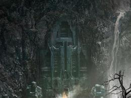 《霍比特人2:史矛革荒漠》电影宣传海报欣赏