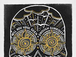 墨西哥Corona啤酒时尚海报设计