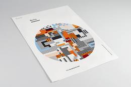 设计师David Popov城市主题抽象海报欣赏