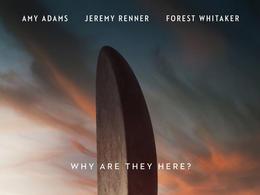 科幻電影《Arrival降臨》系列宣傳海報欣賞