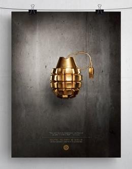 美国犹他广告联盟创意招贴设计
