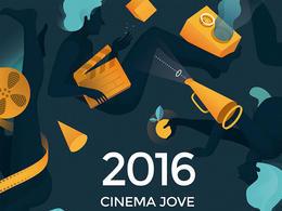 2016西班牙瓦伦西亚国际电影节海报设计
