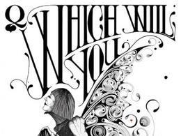 設計師紐曼風格字體圖形創意海報