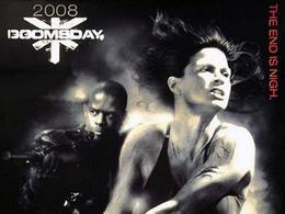 电影《末日侵袭 Doomsday》宣传海报