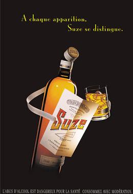 經典法國酒類設計