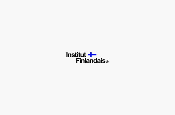 Institut Finlandais品牌VI設計欣賞