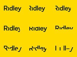 澳大利亞Ridley建筑公司品牌形象設計
