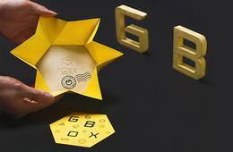 Gbox工作室VI形象设计欣赏