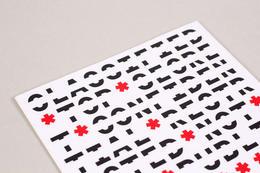 TypeCon 2014視覺形象設計欣賞