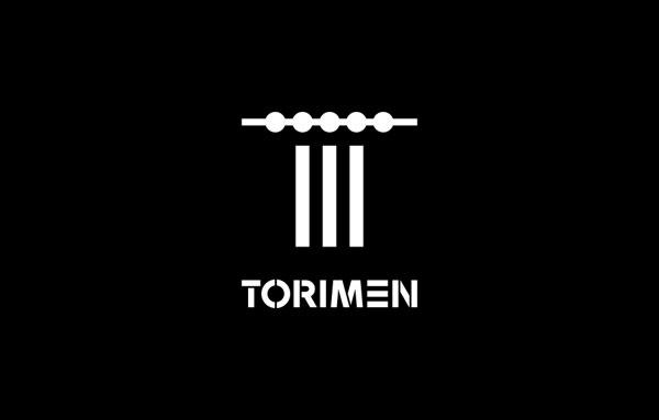 香港Torimen餐厅视觉形象设计