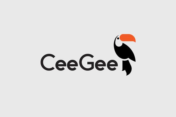CeeGee服装品牌VI设计选刊
