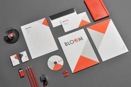 50個企業形象和品牌形象設計