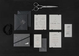 Art+Science发型设计品牌形象设计