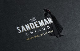 The Sandeman Chiado酒吧餐廳品牌形象設計
