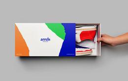 Arrels鞋子时尚创意形象设计