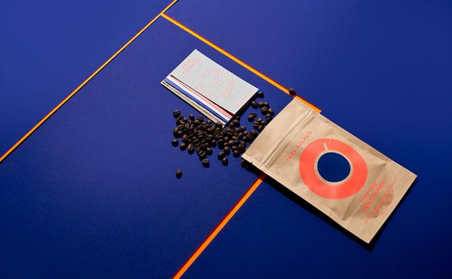 Papa Palheta咖啡品牌VI设计