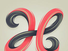 Mario De Meyer创意字体设计作品(四)