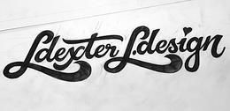 Ged Palmer手繪字體設計欣賞