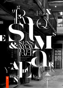 20例优秀字体海报作品分享(二)