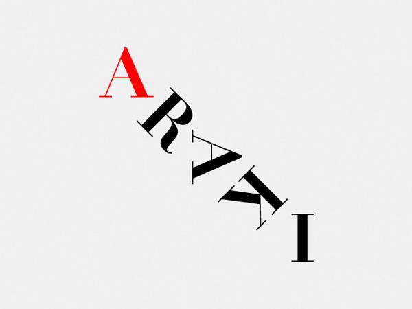 台湾设计师wangzhilong优秀字体作品欣赏