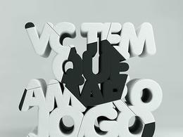 bodytech字體廣告設計欣賞