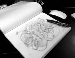 Marcelo Schultz超酷英文立體質感字體設計欣賞