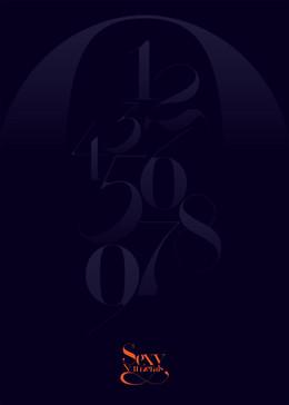 以色列Moshik Nadav時尚字體設計作品