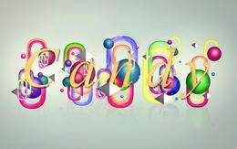 Pleven炫彩时尚字体设计作品欣赏