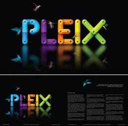 設計師Luke精彩字體設計欣賞