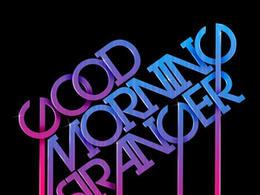 尼古拉斯·亞力山大新銳字母文字設計