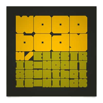 巴西杰出設計師英文字體設計欣賞