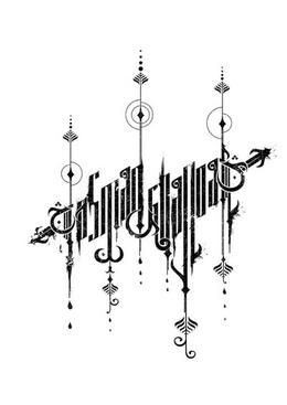 設計師jaume osman精彩個性字體作品欣賞