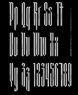 另类个性英文字体设计欣赏