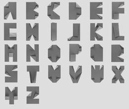 愛沙尼亞設計師字體設計欣賞